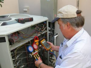 well-trained air and heating service provider