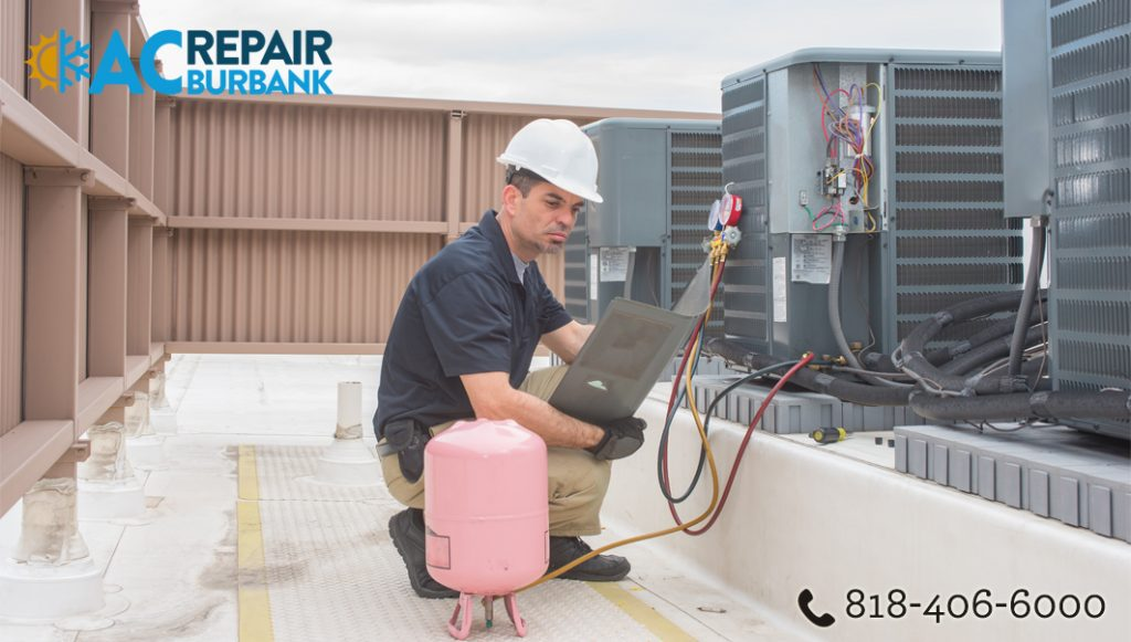 AC Repair in Burbank – Find the Experts