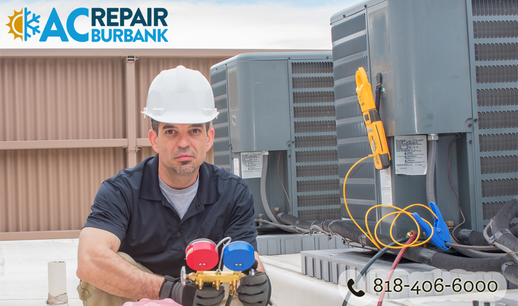 Stay Cool in the Heat with AC Repair in Burbank