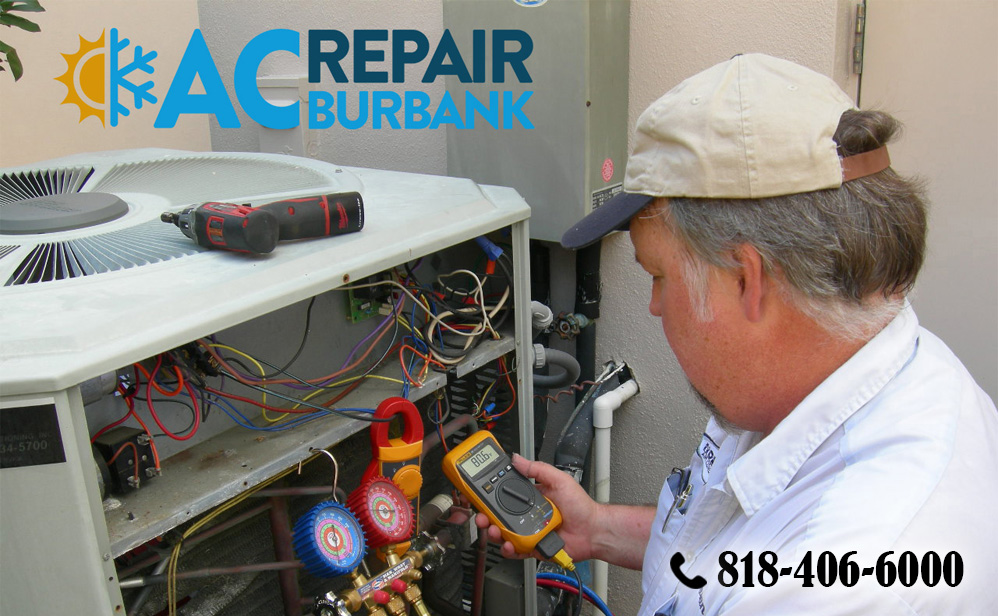 Installing Central Air and Heat in Burbank