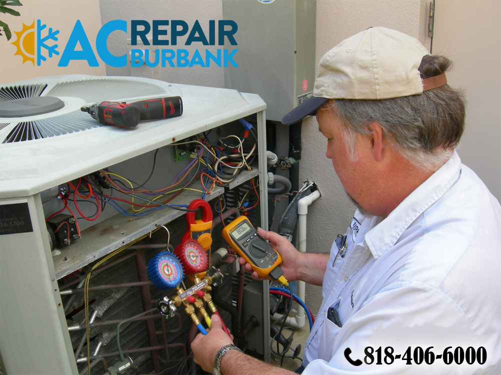 What to Expect from AC Repair in Burbank