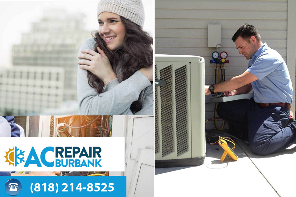 getting Central Air and Heat in Burbank