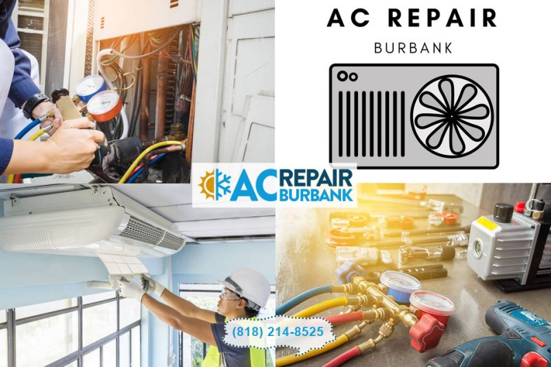 Common Causes for AC Repair Calls in Burbank