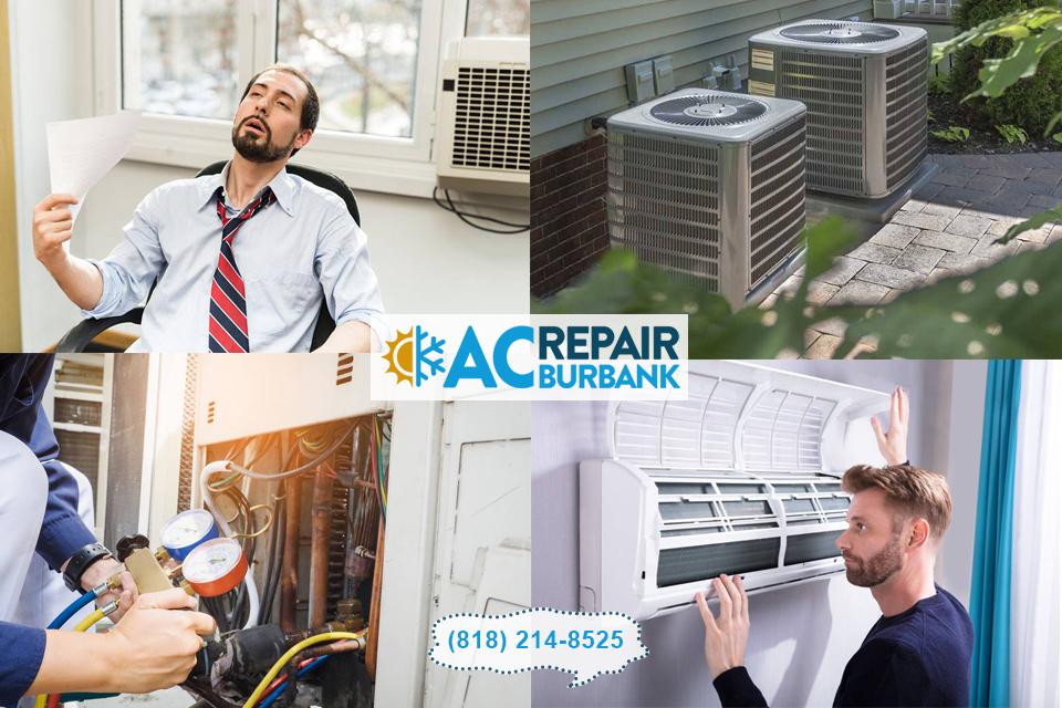 Common Causes for AC Repair Calls in Burbank