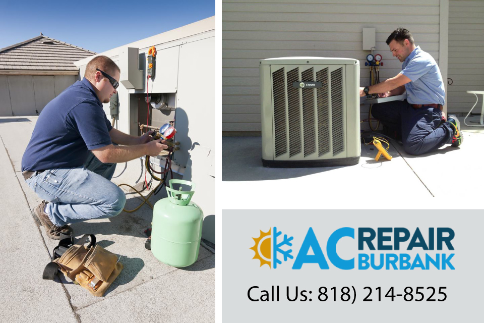 Keep Your Rooms Template With An AC Installer In Burbank1