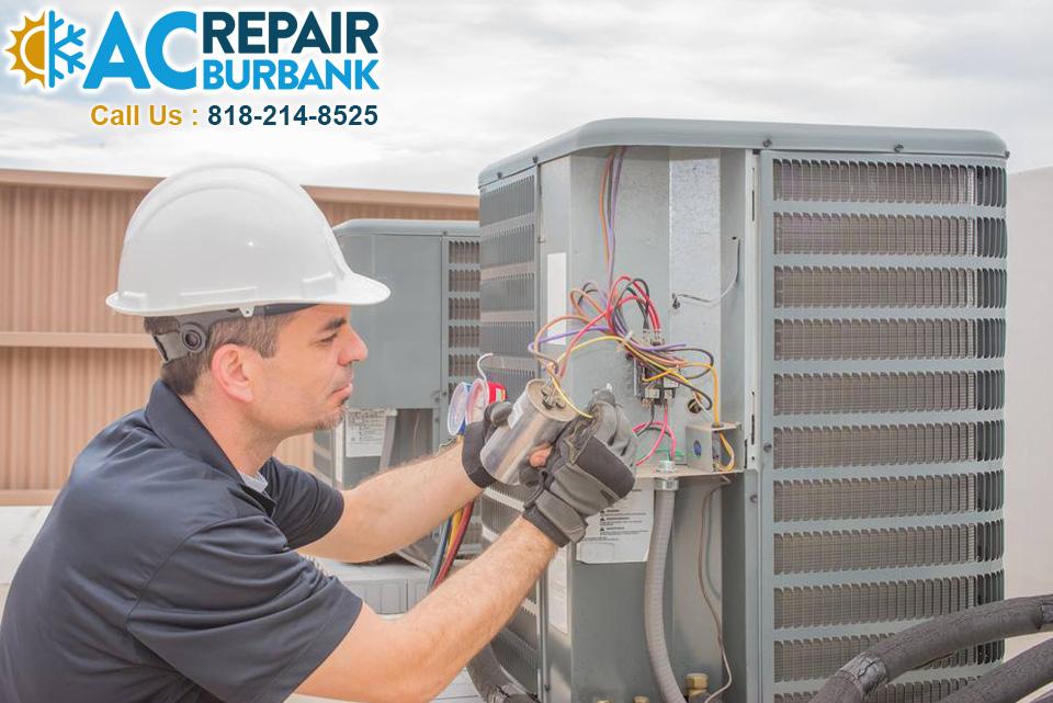 an AC Repair in Burbank