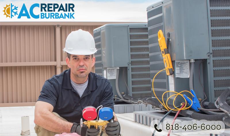 ac repair burbank service