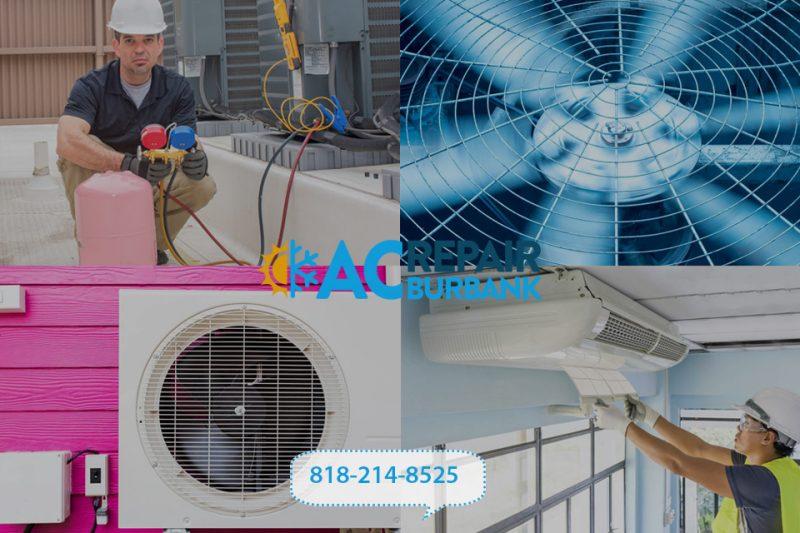 AC installer in Burbank