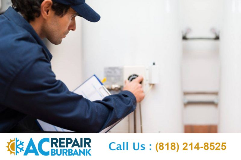central air and heat systems in Burbank
