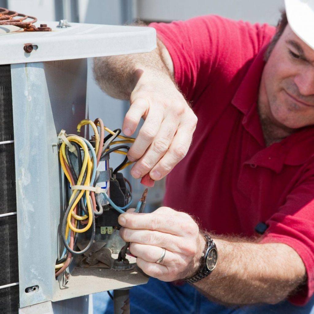 AC repair Burbank