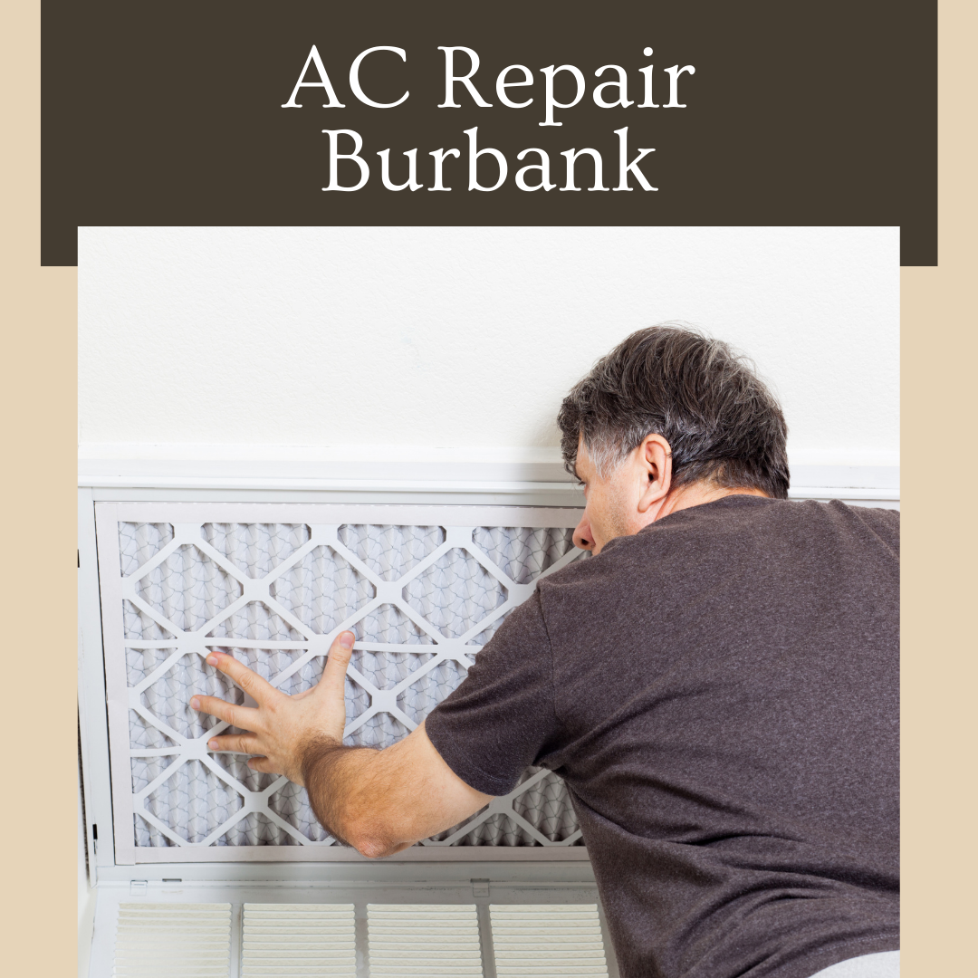 Air conditioning in Burbank
