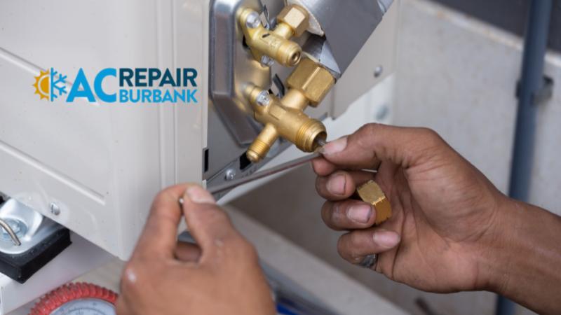 AC repair service in Burbank