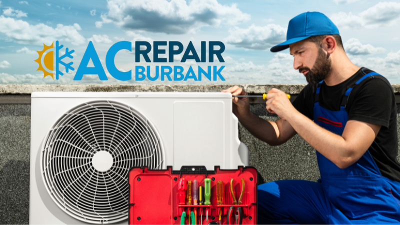 central air and heat technicians in Burbank